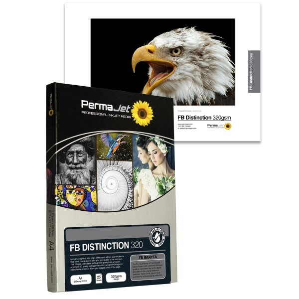 PermaJet FB Distinction 320, DIN A3, 10 Blatt