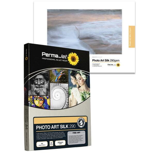 PermaJet Photo Art Silk 290, DIN A2, 25 Blatt