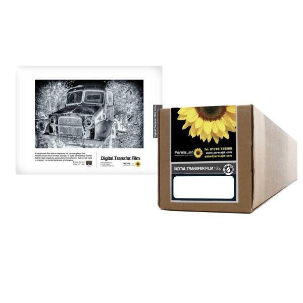 "PermaJet Digital Transfer Film 165µ, Rolle (17"") 43,2 cm x 30 m"