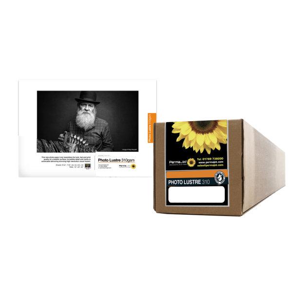 "PermaJet Photo Lustre 310, Rolle (17"") 43,2 cm x 30 m"