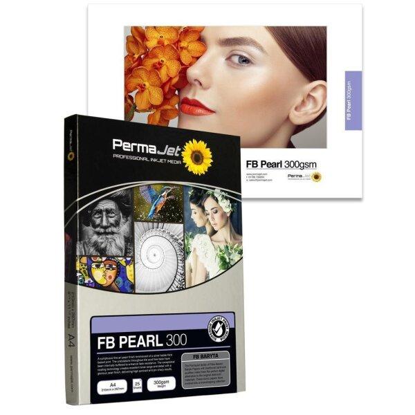 PermaJet FB Pearl 300, DIN A4, 25 Blatt